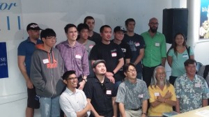 Demo Day participants
